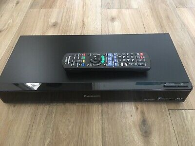 Panasonic Freeview Play recorder with Blu-ray. DMR-BWT850 1tb hdd
