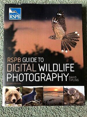 RSPB Guide To Wildlife Photography