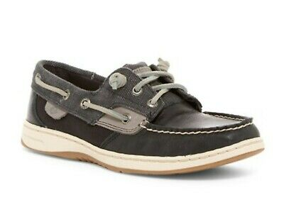 e1773b61da63c SPERRY WOMEN'S IVYFISH Waxed leather Boat Shoes, New, Size 7