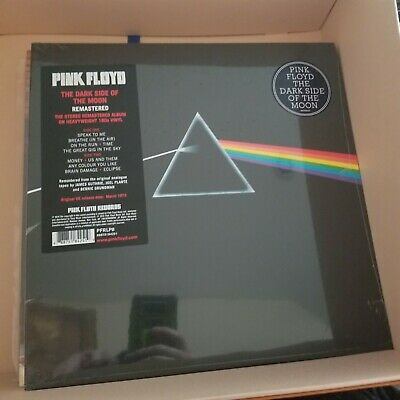 DARK SIDE OF THE MOON by PINK FLOYD - SEALED / NEW ~ Vinyl 2016 Legacy PFRLP8