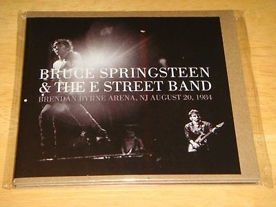 Bruce Springsteen LIVE 8/20/1984 MEADOWLANDS New Jersey Final Night 3CD Sealed