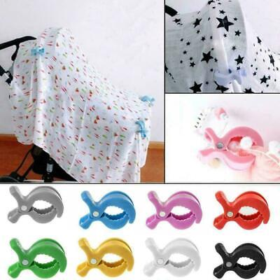 Car Seat Accessories Baby Toy Lamp Pram Stroller Peg To Hook Cover Blanket B9D4
