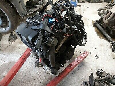 BMW E46 320D Engine 150bhp 2 0 Diesel M47 3 Series plus turbo & DMF and  clutch