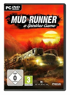 Spintires: MudRunner - PC / PS4 / XBOX ONE - *NEU*
