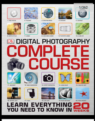 "Digital Photography""""Complete Course  "" Boock In Digital Pdf Send A Your  Email"