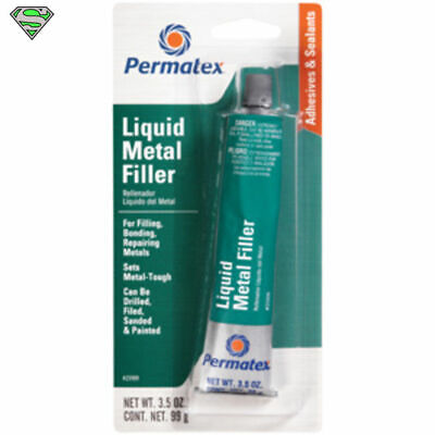 Permatex® Liquid Metal Filler 99g #25909