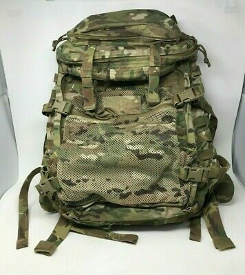 NEW Platatac Multicam Medium Assault Pack Mk II Army Bag Backpack