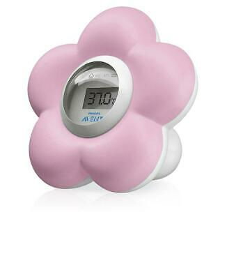 Philips Avent Room and Bath Thermometer (Pink) Philips Avent Free Shipping!
