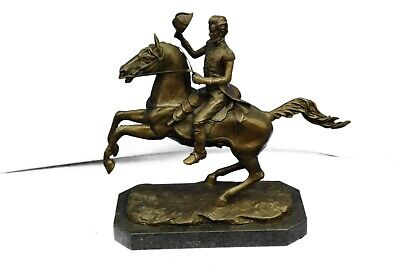 General Grant Hand Made Old West Western South Gettysburg Civil War Bronze