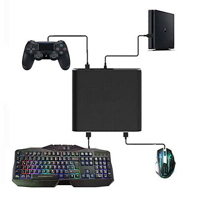 KEYBOARD AND MOUSE Adapter Playstation 4 PS4 Xbox One PS3