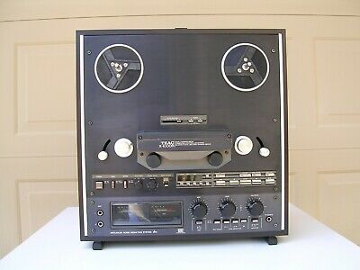 Teac X-1000R BL reel to reel       With many original accessories and manuals