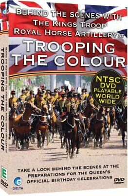 Behind The Scenes At Trooping The Colour With The Kings Troop Roy... - DVD  ACLN