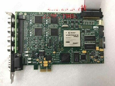 1pc used DALSA OR-X1A0-QUAD0 Analog Image Acquisition Card PCIE-X Slot  #tt2