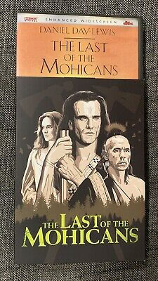 THE LAST OF the Mohicans - Director's Definitive Cut (Blu