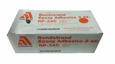 Ameron Bondstrand Epoxy Adhesive 3 Oz. Rp-34C For Bonding Epoxy Rp34C