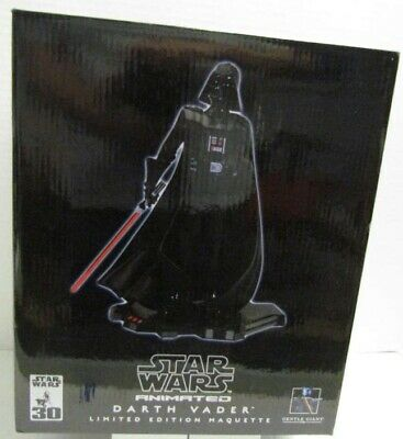 Star Wars,Gentle Giant,Darth Vader animated maquette, statue,bust. New,sealed!