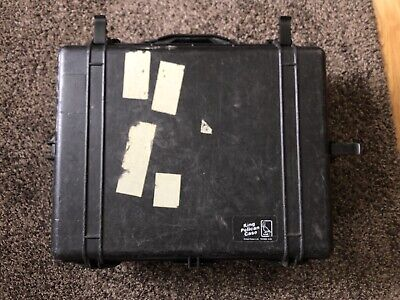 King Pelican Peli Case Hard Case with internal dividers