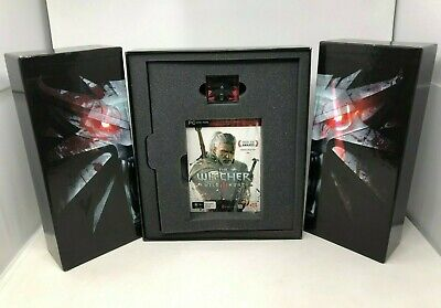 The Witcher 3: Wild Hunt Collector's Edition PC - Windows *INCOMPLETE*