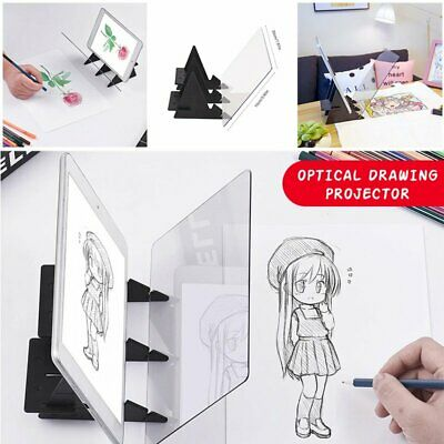 Kids Optical Draw Projector Tracing Drawing Board Paint Tools  Phones & Tablets