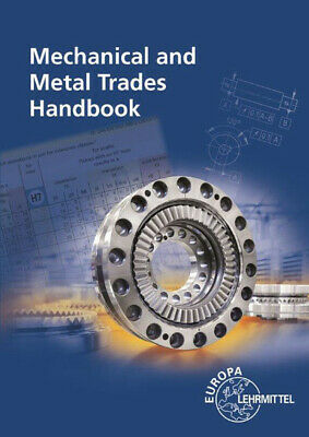 Roland Gomeringer Mechanical and Metal Trades Handbook