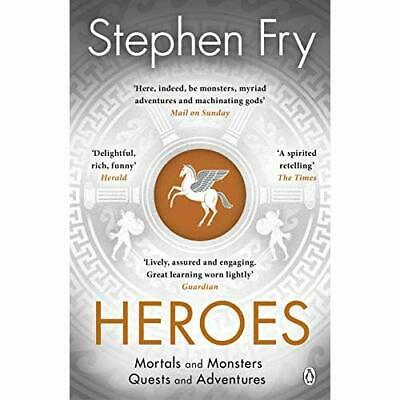 Heroes: Mortals and Monsters, Quests and Adventures (St - Paperback / softback N
