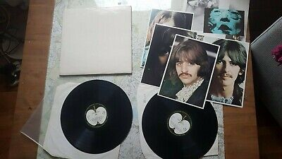 The Beatles : The Beatles (White Album) PCS 7067/8