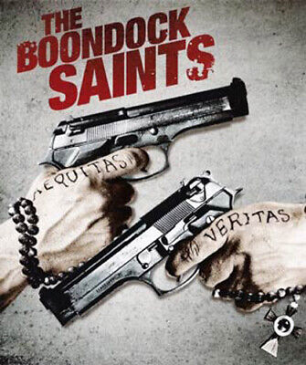 The Boondock Saints (Directors Cut, Extended) BLU-RAY NEW