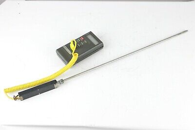 Extech  40131K Type-K Thermometer With Probe - Excellent Condition