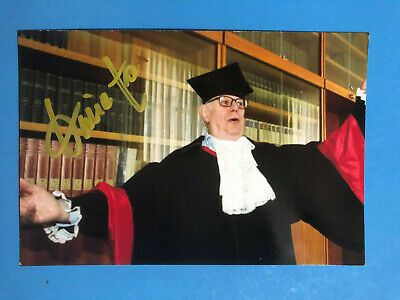 Dario Fo (Nobel Prize Literature 1997) Signed Photograph