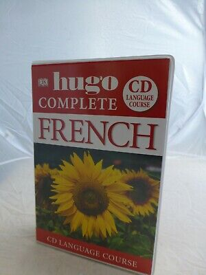 HUGO - Complete French CD Language Course, 6 CD & Books