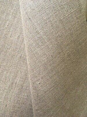Natural Raw  Cashel Linen 28 Count Zweigart even weave fabric - size options