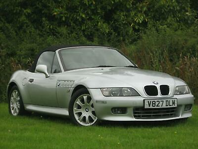 GREAT LOOKING BMW Z3 2.8 Roadster Manual DRIVES WELL