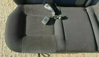 VW Golf Mk4 Rear Bench Seat Drivers Side Section