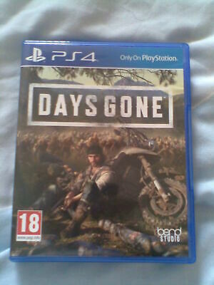 Days Gone (Ps4 Game)
