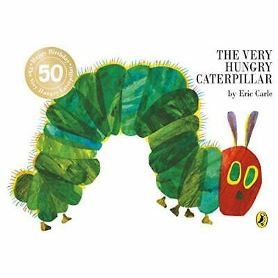 The Very Hungry Caterpillar - Board book NEW Carle, Eric 1994-09-29