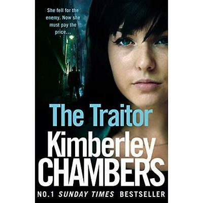 The Traitor - The Mitchells and O'Haras Trilogy 2  - Paperback NEW Chambers, Kim
