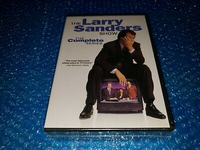 The Larry Sanders Show The Complete DVD Series Brand New