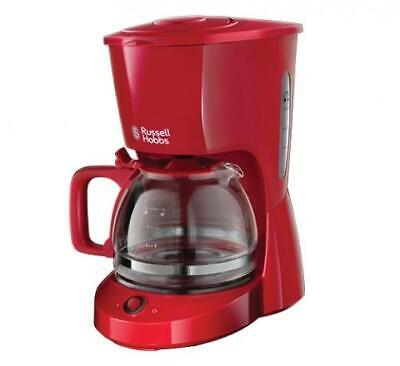 Russell Hobbs 22611-56 Cafetière Textures, Rouge