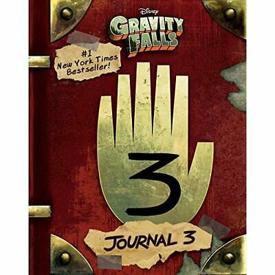 Gravity Falls: Journal 3 - Hardcover NEW Rob Renzetti 26/07/2016