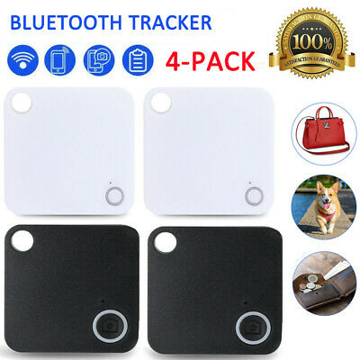 Locator Bluetooth Tracker : Combo pack (Slim and Mate) - 4 Pack : Free Shipping