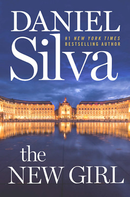 ♨️ The New Girl by Daniel Silva ☑ E-ВооК (P.D.F | E-PUB) ☑ 2019
