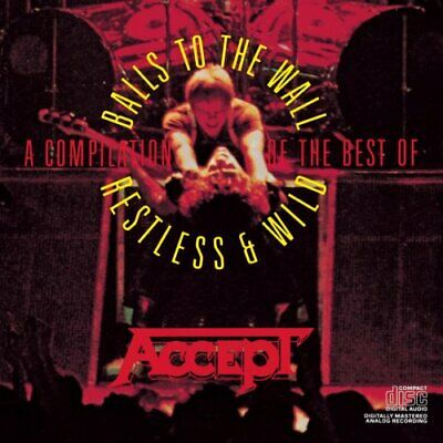 Accept - Compilation: Restless & Wild & - Accept CD 66VG The Cheap Fast Free The
