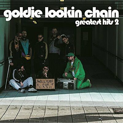 Goldie Lookin Chain - Greatest Hits 2 - Goldie Lookin Chain CD 8QVG The Cheap