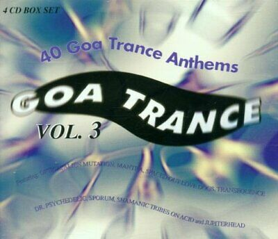 Goa Trance, Vol. 3 -  CD 5AVG The Cheap Fast Free Post The Cheap Fast Free Post