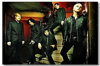 Poster My Chemical Romance Music Band Room Art Wall Cloth Print 215