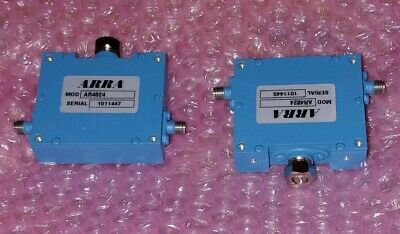 ARRA AR4824 Level Set Attenuator, 0-3 dB, 800-1000 MHz SMA
