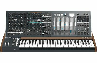 Arturia MatrixBrute - Analogsynthesizer Analog Synth Matrix Brute - - Neu & OVP