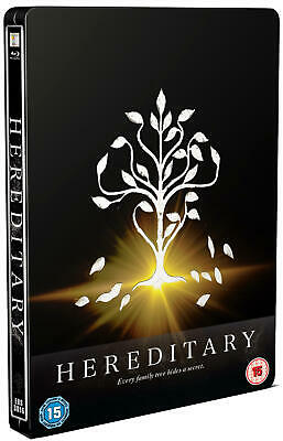 Hereditary – Limited Edition Steelbook Blu-ray - Fast and Free Delivery