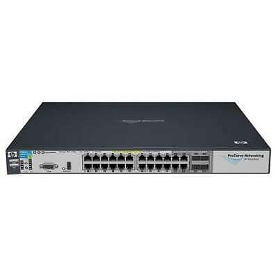 HP ProCurve 3500yl-24G J8692A 24-Port PoE Ethernet Switch