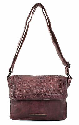skate shoes high quality low cost FREDSBRUDER SCALE MOLLY Schultertasche Tasche Maroon Violett ...